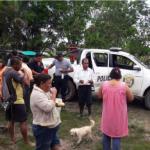 Asisten a damnificados por desborde en la región San Martín