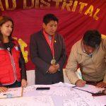Ayacucho: Impulsan lucha contra la violencia hacia la mujer en Jesús Nazareno