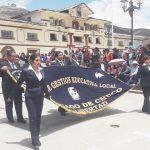 Celebran los 118 años de creación política de Santiago de Chuco