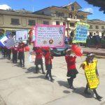 Celebrarán Día de la No violencia contra la Mujer en Santiago de Chuco