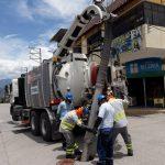 """""""Operación Alcantarillado"""" limpiará 13 km de desagüe en Bagua Grande"""