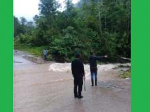 Huánuco: Prosigue búsqueda de desaparecidos en Codo del Pozuzo