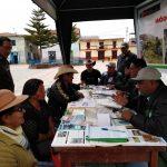 Junín: Agricultores se benefician con métodos para el manejo de sus cultivos