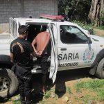 Menor internado por tenencia ilegal de armas en Puerto Maldonado
