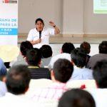 Ministra Fabiola Muñoz y alcaldes electos de Arequipa analizarán gestión ambiental