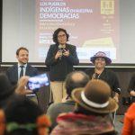 Promueven participación de pueblos indígenas en espacios políticos