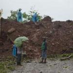 Recuperan cuerpos de personas desaparecidas tras deslizamiento en Huánuco