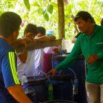 San Martín: Cacaoteros optimizarán elaboración de abonos orgánicos