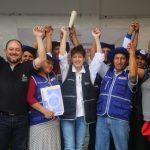 San Martín: Incorporan a 300 ronderos de Juanjuí como Agentes Comunitarios de Salud