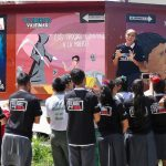 Tocache: Escolares advierten sobre riesgos originados por tráfico de drogas