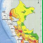 Unos 120 distritos de la selva con riesgo muy alto de huaicos y deslizamientos