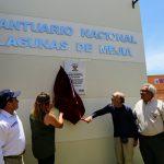 Arequipa: Inauguran nueva sede y Centro de Interpretación del Santuario Nacional Lagunas de Mejía