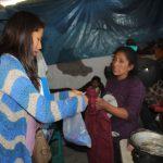 Ayacucho: Ayuda humanitaria para familias en extrema pobreza en Jesús Nazareno