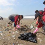 Callao: Recogen más de 10 mil kilos de basura marina en la Playa Márquez