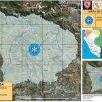 Evalúan daños de áreas de cultivo por bajas temperaturas en Apurimac
