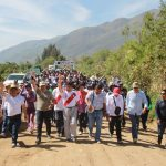 Huánuco: Caminata y bicicleteada congregó a 600 participantes