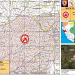 Extinguen incendios forestales en La Libertad, Puno y Cajamarca