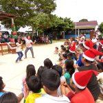 Madre de Dios: Ministerio Público desarrolló jornada navideña en centro poblado