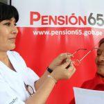Más de 50 mil usuarios incorporados a Pensión 65 durante este año