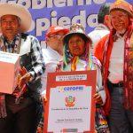 Ministerio de Vivienda entregó 2 621 títulos de propiedad en Cusco