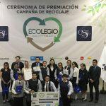 Premian a colegios que reciclaron papel