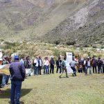 Recuperan bosques altoandinos en la Reserva Paisajística Nor Yauyos Cochas