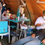Se bridan 10 mil atenciones medicas gratuitas en Mazamari