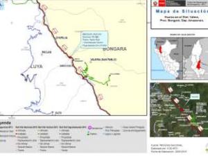 Amazonas: Recuperan tránsito en tramo Pedro Ruiz – Chachapoyas