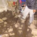 Apurímac: Limpian viviendas afectadas por lluvias y granizo en Turpay