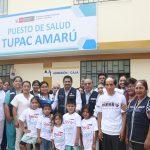 Chosica y Ate cuentan con renovados establecimientos de salud