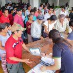 Devida entregó más de 10 000 títulos de propiedad a agricultores en Huánuco