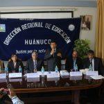 Dirección de Educación de Huánuco gestionará capacitación gratuita para docentes