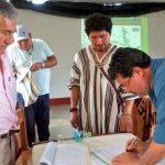 Devida ratifica compromisos para trabajar por el desarrollo de comunidades de la selva central