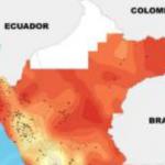 Dos distritos de Piura soportaron las temperaturas más altas