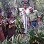 El «Señor de las orquídeas» vive en Pasco