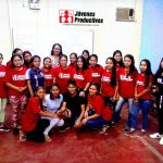 Iquitos: 125 jóvenes se capacitan como operadores de rampa, operarios de almacén y almaceneros