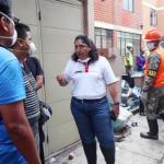 Minam supervisa labores de limpieza en zona de aniego en SJL para dar paso a fumigación