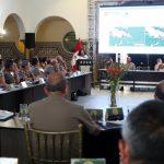 Minam y PNP fortalecen trabajo conjunto para combatir minería ilegal