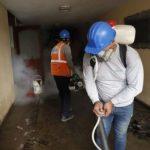Minam continuará supervisando fumigación en la zona del aniego de SJL