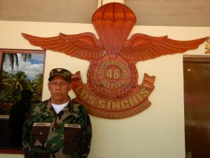 Los Sinchis de Mazamari con nuevo jefe para combatir tráfico ilícito de drogas