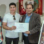 Reconocen a chef huanuqueño que triunfa en España