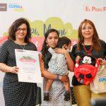 Reconocen a madres creadoras de cuentos infantiles que priorizan lucha contra la anemia