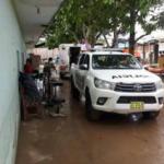 San Martín: Culmina limpieza de viviendas y drenes en distrito de Campanilla