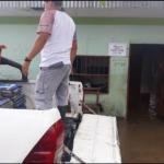San Martín: Realizan trabajos de limpieza en distrito de Campanilla