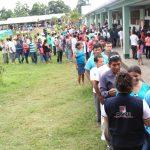 Unos 50 000 peruanos votarán en elecciones complementarias