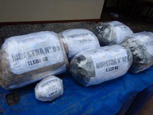 Vraem: Intervienen 68 kilos de droga de cocaína en Llochegua