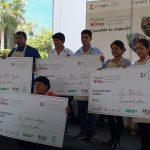 14 emprendimientos agroecológicos financiados por el Fondo Wiñay