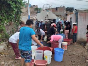 Arequipa: Continúan tareas de limpieza en Aplao