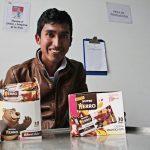 Ayacucho: Talento de Beca 18 desarrolla galletas que combaten la anemia