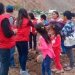 MIMP brinda apoyo psicológico a familias afectadas por huaicos y lluvias